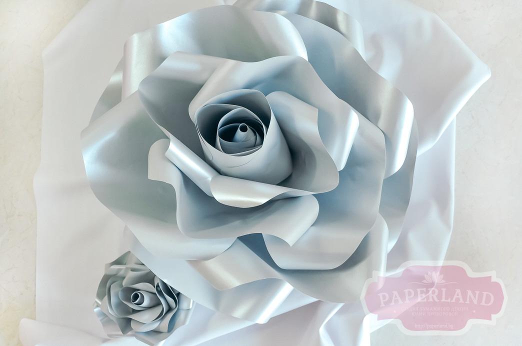 Купить серебряные розы
