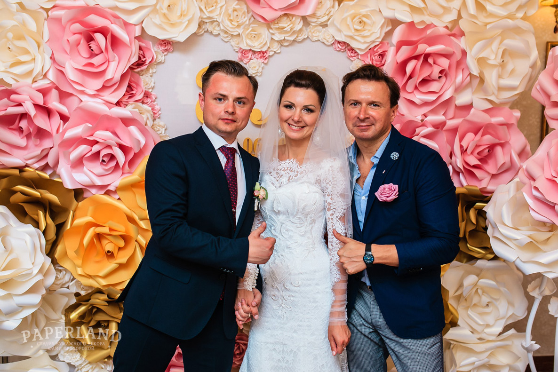 Украшение свадьбы в Бресте