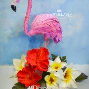 Создание фламинго. Мастер-класс Юлии Прохоровой