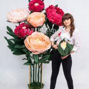 Ростовые цветы Юлии Прохоровой. Фотосессия