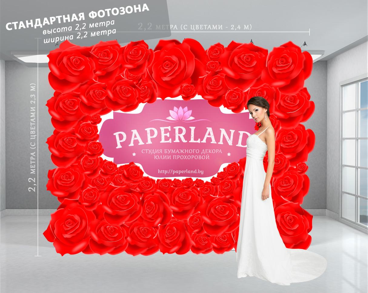 Свадебный макет