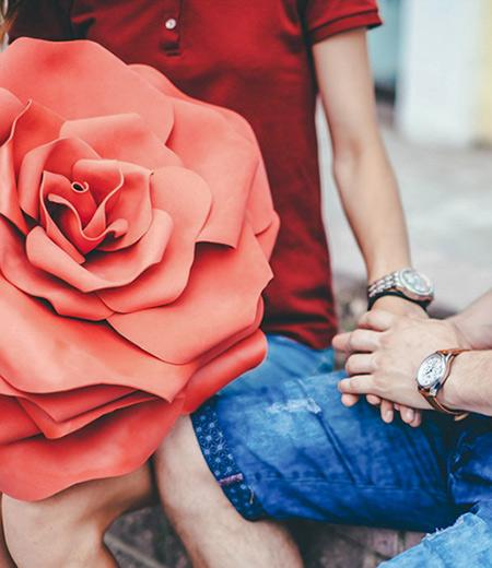 Красные розы для Love Story